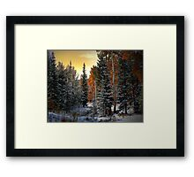 To Grasp The Moment Framed Print