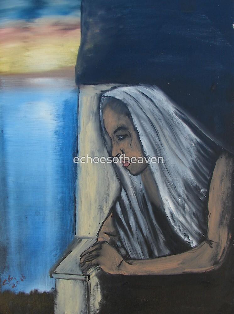 """Looking""  by Carter L. Shepard by echoesofheaven"