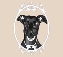Boris the Greyhound by wumbobot