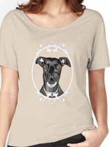 Boris the Greyhound Women's Relaxed Fit T-Shirt