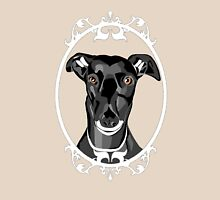 Boris the Greyhound Unisex T-Shirt