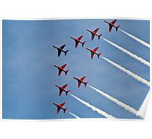 Red Arrows # 3 Poster