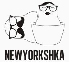 Hipster dolls by newyorkshka