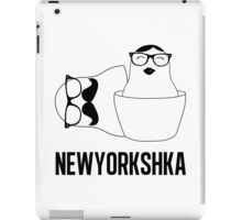 Hipster dolls iPad Case/Skin