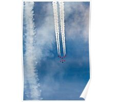 Red Arrows # 4 Poster