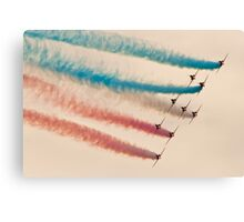 Red Arrows # 5 Canvas Print
