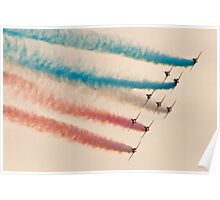 Red Arrows # 5 Poster