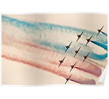 Red Arrows # 6 Poster