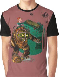 Bioshook design Graphic T-Shirt