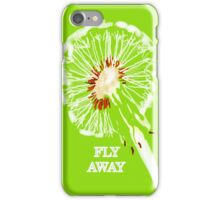 DANDELION PHONE CASE with text iPhone Case/Skin