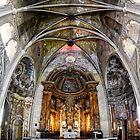 Iglesia de Santa María, Mahón, Menorca by Wendy  Rauw