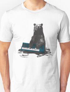 Bear Keyboard T-Shirt