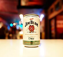 Jim Beam by Adam Jones
