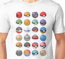 Pokéball 2 Unisex T-Shirt