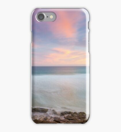 Pastel meets the sea iPhone Case/Skin