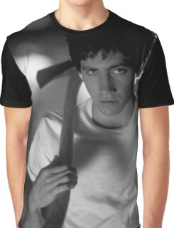 Donnie Darko (Black and White) Graphic T-Shirt
