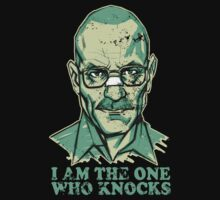 I Am The One Who Knocks by scottblairart