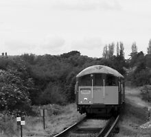 South Wight Trains by Jordon Wicks