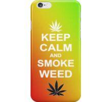 Keep calm iPhone case  iPhone Case/Skin