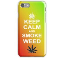 Keep calm iPhone case  iPhone Case/Skin