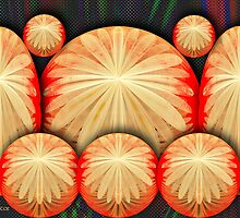 Chrysanthemum Spheres by viennablue