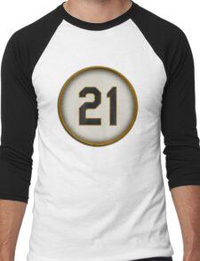 21 - Arriba Men's Baseball ¾ T-Shirt