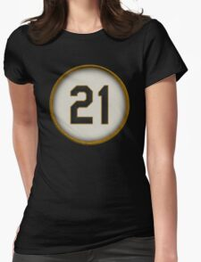 21 - Arriba Womens Fitted T-Shirt
