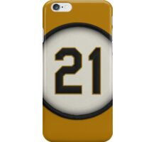 21 - Arriba (alt version) iPhone Case/Skin
