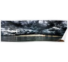 Tempestuous Skies Poster