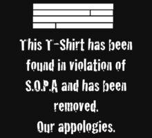S.O.P.A by PaddyPA