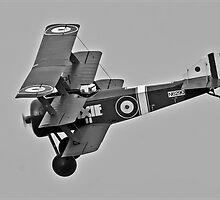 Sopwith Triplane 1916 by DonMc