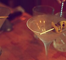 Martini Time by BH Neely