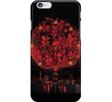 Rise my sun iPhone Case/Skin