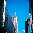 Chrysler Building by sxhuang818