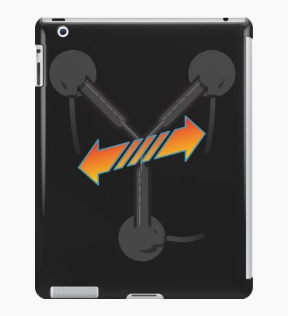 BTTF Trilogy  iPad Case/Skin