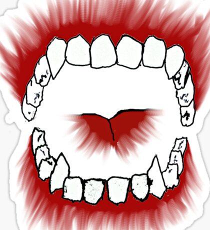 Mouth Sticker