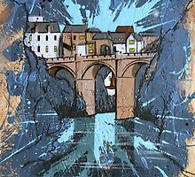 Another Knaresborough Night by Richard Yeomans
