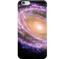 Purple Spiral Galaxy iPhone Case/Skin