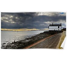 Stormy Lepe Poster