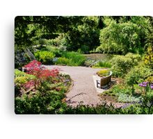 Ness Gardens Canvas Print