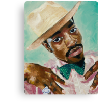 Andre 3000 Canvas Print