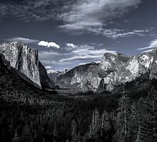 Tunnel View by Tim Wright