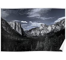 Tunnel View Poster