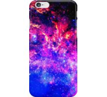 Violet Galaxy iPhone Case/Skin