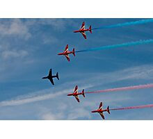 Red Arrows # 13 Photographic Print