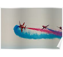 Red Arrows # 16 Poster