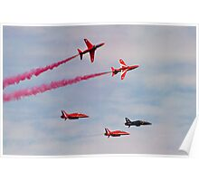 Red Arrows # 17 Poster