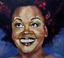 Jill Scott by Monifa