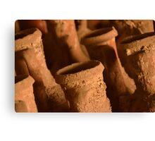 Ancient Roman Amphora Canvas Print