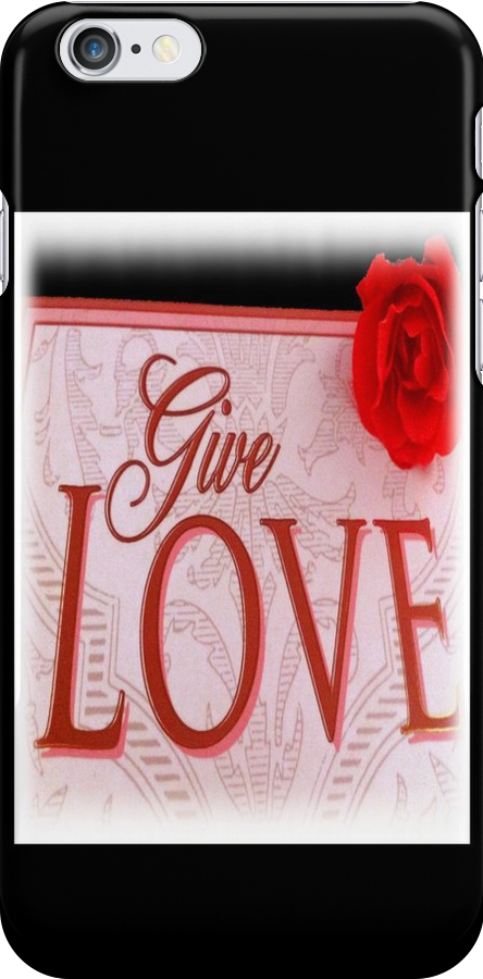 VALENTINES DAY CARD - LOVE MATTERS by Colleen2012